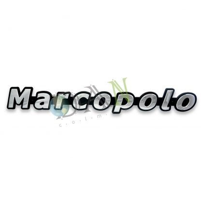LOGO MARCOPOLO DELANTERO G7